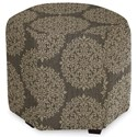 Craftmaster Accent Ottomans Accent Ottoman - Item Number: 043200-ADRENA-41