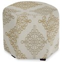Craftmaster Accent Ottomans Accent Ottoman - Item Number: 043200-ASLEN-10