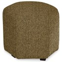 Craftmaster Accent Ottomans Accent Ottoman - Item Number: 043200-AUBURN-09