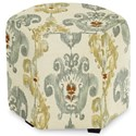 Craftmaster Accent Ottomans Accent Ottoman - Item Number: 043200-BAHITI-21
