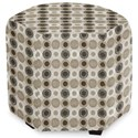 Craftmaster Accent Ottomans Accent Ottoman - Item Number: 043200-BLAST-08