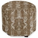 Craftmaster Accent Ottomans Accent Ottoman - Item Number: 043200-DARTING-09