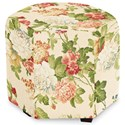 Craftmaster Accent Ottomans Accent Ottoman - Item Number: 043200-EMMA-25
