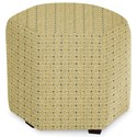 Craftmaster Accent Ottomans Accent Ottoman - Item Number: 043200-FACET-10