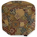 Craftmaster Accent Ottomans Accent Ottoman - Item Number: 043200-FELICITY-25