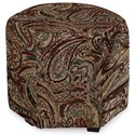 Craftmaster Accent Ottomans Accent Ottoman - Item Number: 043200-GALILEE-09