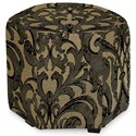 Craftmaster Accent Ottomans Accent Ottoman - Item Number: 043200-GUINEVERE-41