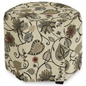 Craftmaster Accent Ottomans Accent Ottoman - Item Number: 043200-GUTHRIE-09