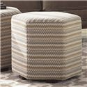 Cozy Life Accent Ottomans Accent Ottoman - Item Number: 043200-JABOT-41