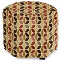 Craftmaster Accent Ottomans Accent Ottoman - Item Number: 043200-KALENA-26