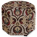 Craftmaster Accent Ottomans Accent Ottoman - Item Number: 043200-KITSUNE-10