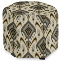 Craftmaster Accent Ottomans Accent Ottoman - Item Number: 043200-MAMBO-41