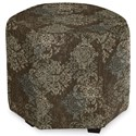 Craftmaster Accent Ottomans Accent Ottoman - Item Number: 043200-MARCEAU-09