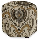Craftmaster Accent Ottomans Accent Ottoman - Item Number: 043200-NOTTINGHAM-09