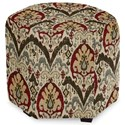 Craftmaster Accent Ottomans Accent Ottoman - Item Number: 043200-SHALIMAR-27