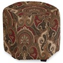 Craftmaster Accent Ottomans Accent Ottoman - Item Number: 043200-SHENA-26