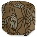 Craftmaster Accent Ottomans Accent Ottoman - Item Number: 043200-SPARCO-09