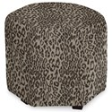 Craftmaster Accent Ottomans Accent Ottoman - Item Number: 043200-STEELCAT-41