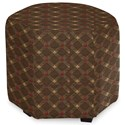 Craftmaster Accent Ottomans Accent Ottoman - Item Number: 043200-TATIANA-09