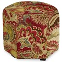 Craftmaster Accent Ottomans Accent Ottoman - Item Number: 043200-TEAK-26