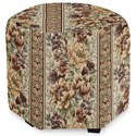 Craftmaster Accent Ottomans Accent Ottoman - Item Number: 043200-WALLACE-10