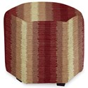 Craftmaster Accent Ottomans Accent Ottoman - Item Number: 043200-WEIMAR-26