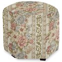 Craftmaster Accent Ottomans Accent Ottoman - Item Number: 043200-WILLIAM-10