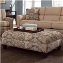 Cozy Life Accent Ottomans Ottoman - Item Number: 052200-HAWTHORNE-21