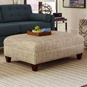 Craftmaster Accent Ottomans Ottoman - Item Number: 052200-TASK-23