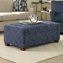Craftmaster Accent Ottomans Storage Ottoman - Item Number: 064600S-FRAGMENT-23