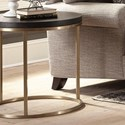 Craftmaster Craftmaster Accent Tables Round End Table - Item Number: SE 781