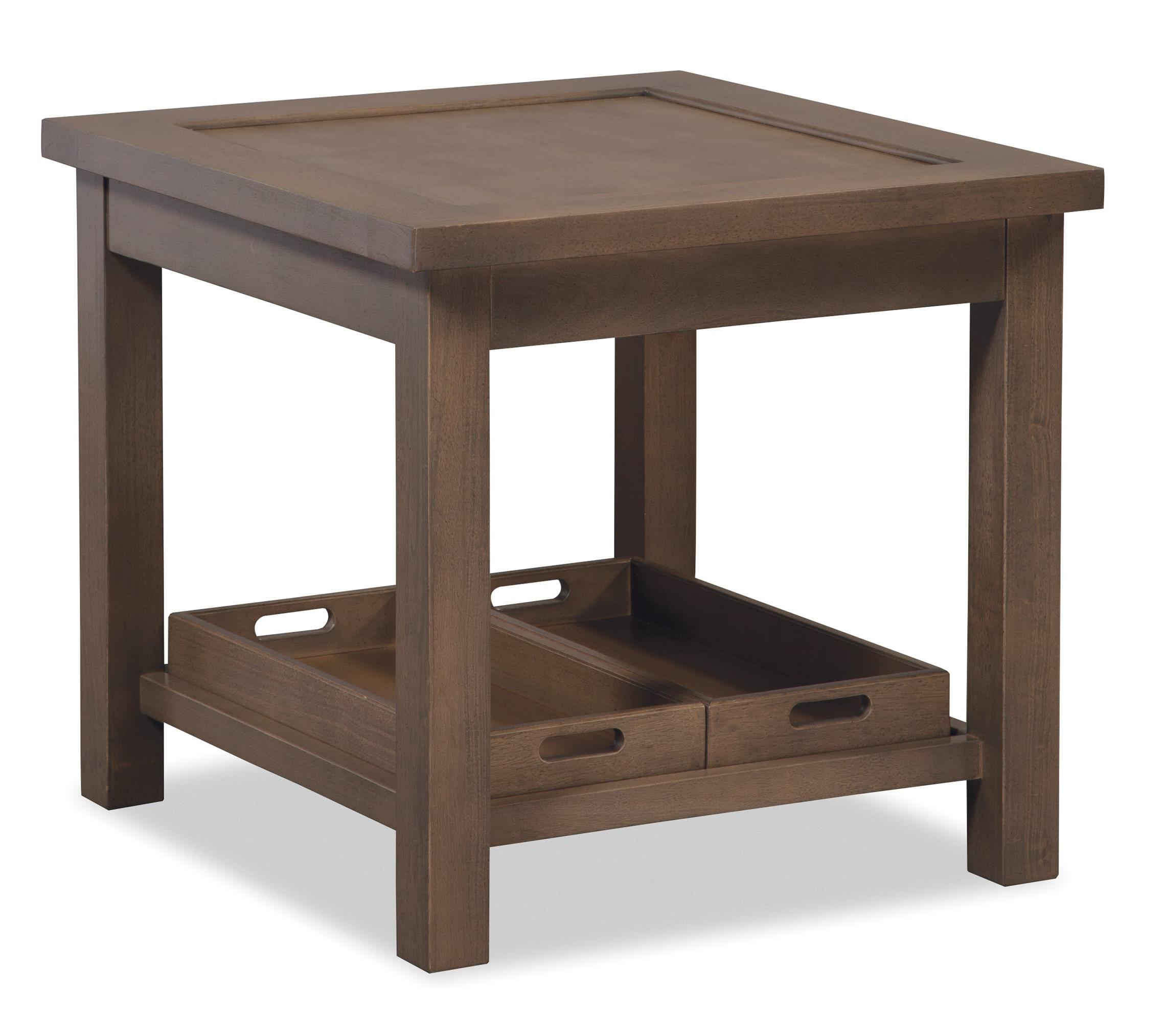 Craftmaster Craftmaster Accent Tables End Table - Item Number: SE345