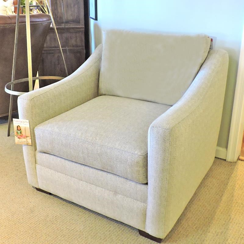 Chair w/ Track Arm