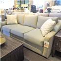 Craftmaster F9 Design Options Sofa w/ Cresent Arm - Item Number: 584021627