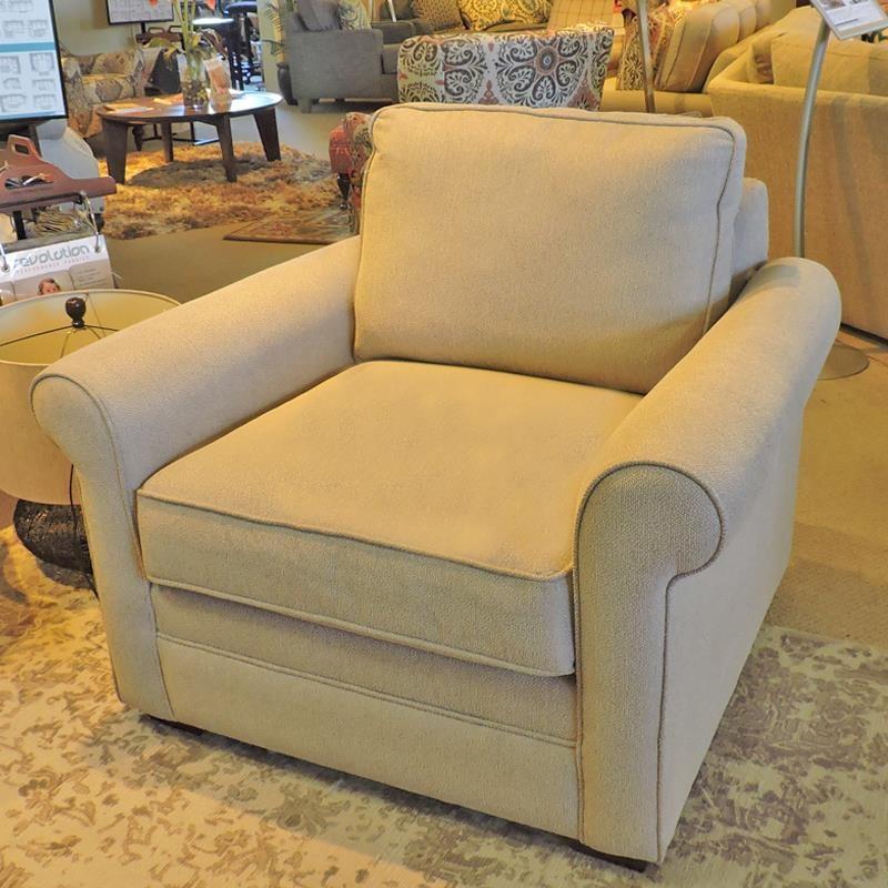 Chair w/Semi Box Welt