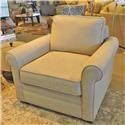 Craftmaster F9 Design Options Chair w/Semi Box Welt - Item Number: 874352620