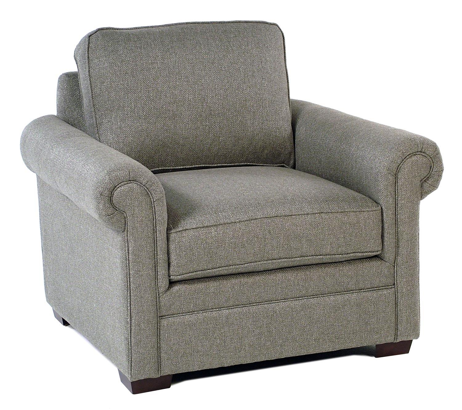 Cozy Life F9 Custom Collection Romance Upholstered Chair - Item Number: F914110-R41