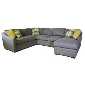 Craftmaster F9 Custom Collection Sectional