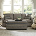 Craftmaster F9 Design Options Custom Sofa W/ Shallow Seat - Item Number: F933340-PURSUIT-23