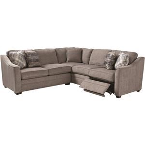 2 Piece Power Sectional
