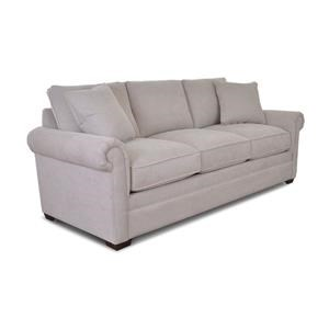 Sofa w/ Reversible Chaise & Innerspring Matt