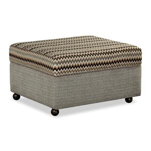 Craftmaster F9 Custom Collection Storage Ottoman