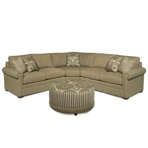 <b>Custom</b> 3-Piece Sectional