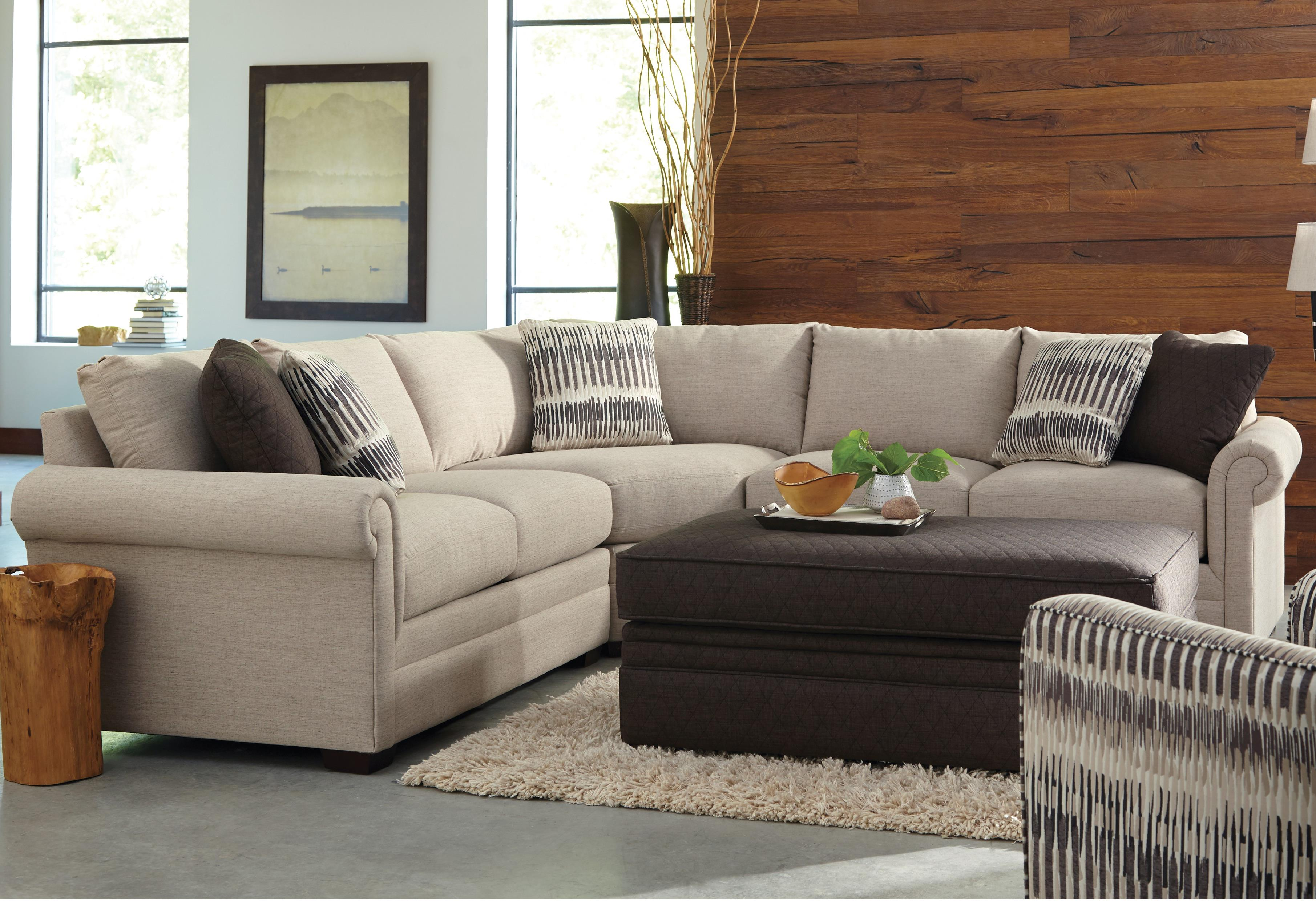 Craftmaster F9 Design Options Bcustomizableb 3 Piece Sectional