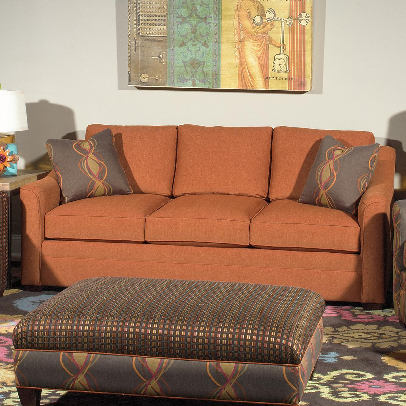 Admirable Craftmaster F9 Custom Collection Bcustomizable B 3 Seat Machost Co Dining Chair Design Ideas Machostcouk
