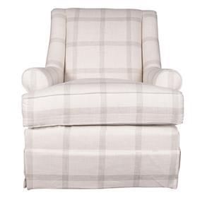 Main & Madison Frieda Frieda Swivel Glider Chair