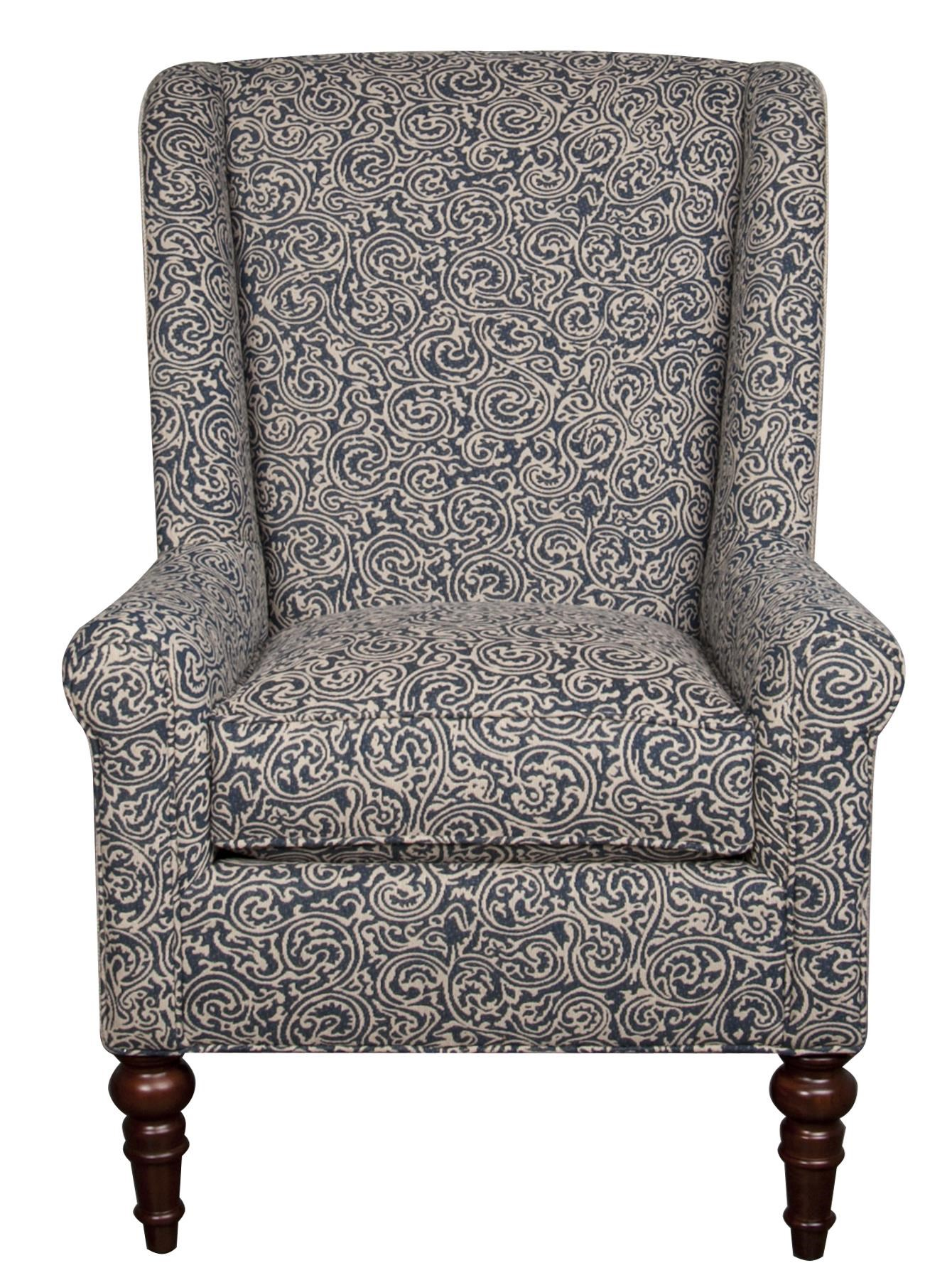Morris Home Furnishings Hadley Hadley Accent Chair - Item Number: 148932869