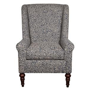 Morris Home Furnishings Hadley Hadley Accent Chair