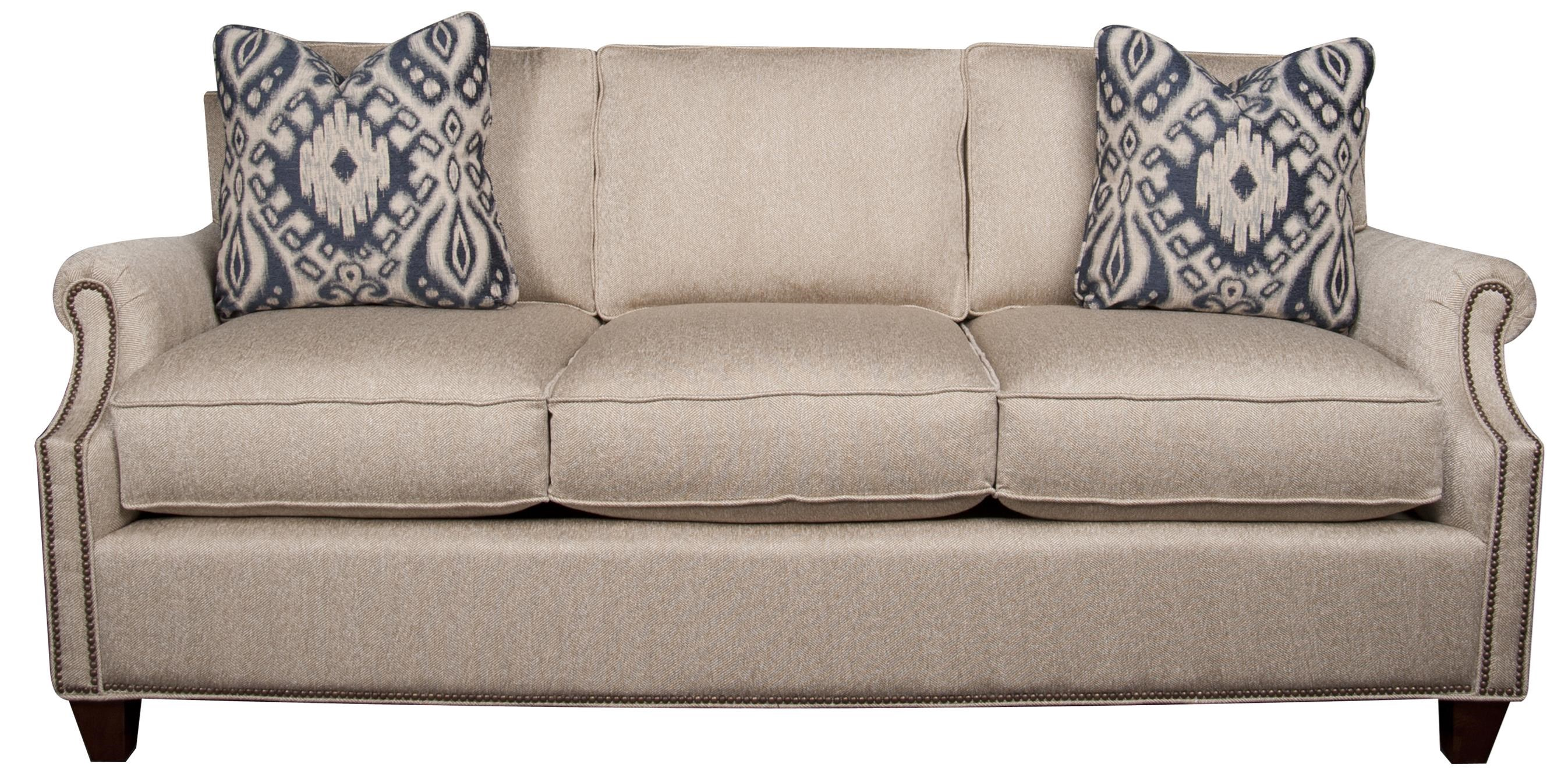 Morris Home Furnishings Hadley Hadley Sofa - Item Number: 526084016