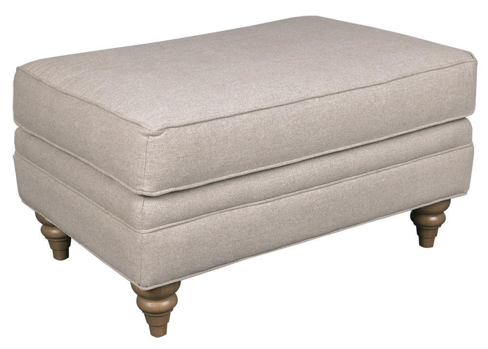 Main & Madison Humphrey Humphrey Ottoman - Item Number: 275583059